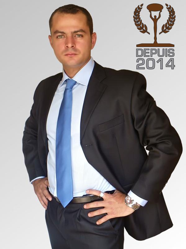 Conseiller immobilier Optimhome Nicolas AMARA