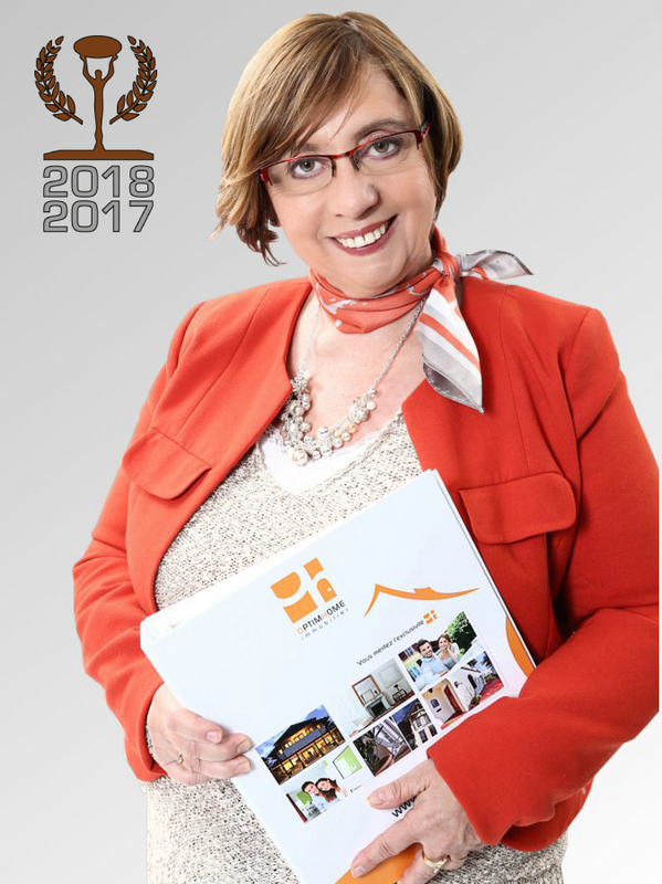 Conseiller immobilier Optimhome Brigitte DELHOMME