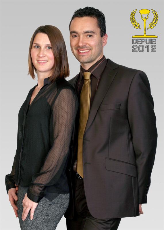 Conseiller immobilier Optimhome Stephanie Et Emmanuel TURLIN