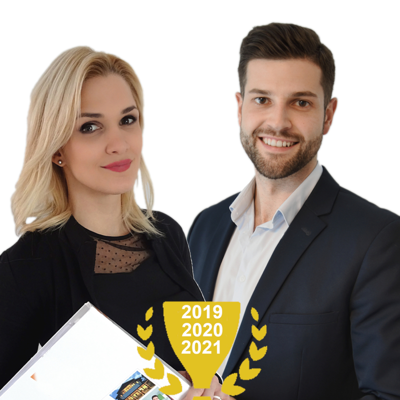 Conseiller immobilier Optimhome Caroline Et Jérémy BAUDOIN