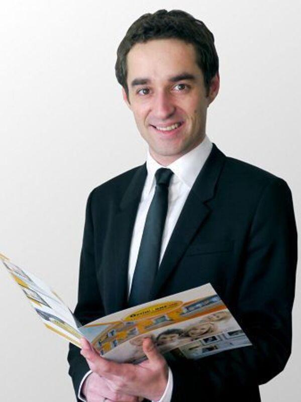 Conseiller immobilier Optimhome Pierre SUDRES