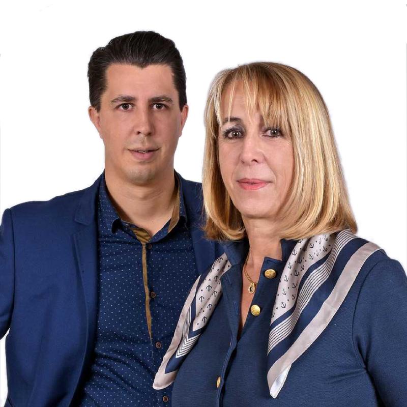 Conseiller immobilier Optimhome Marie-Pierre Et Pierre-Jean REY-CAZALBOU ET CAZALBOU