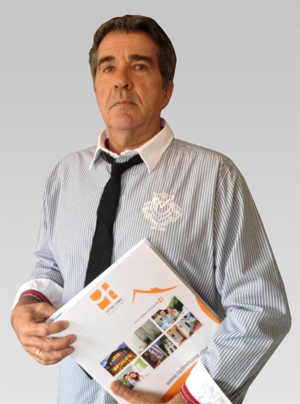 Conseiller immobilier Optimhome Patrick DEFAIX