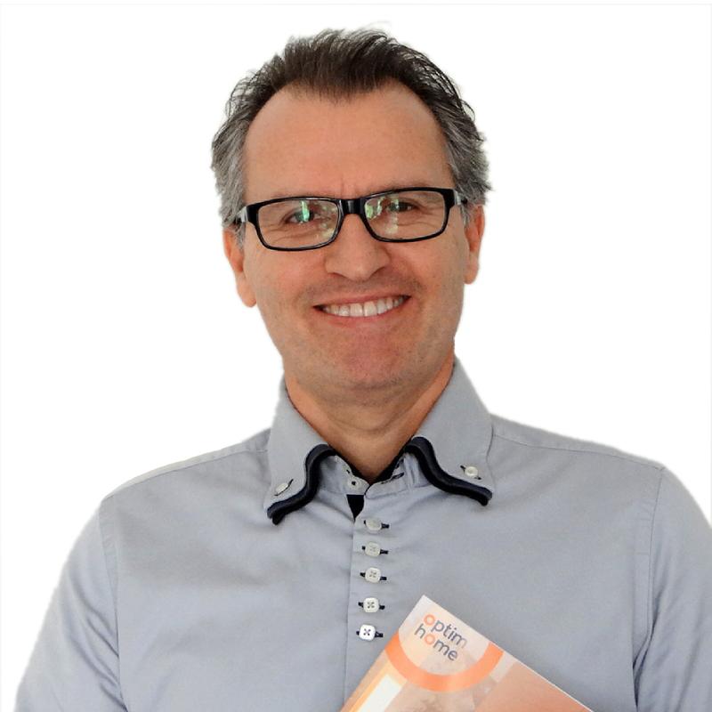 Conseiller immobilier Optimhome Franck BARBOT