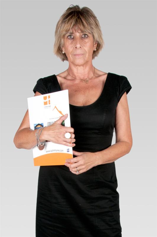 Conseiller immobilier Optimhome Muriel SERRI