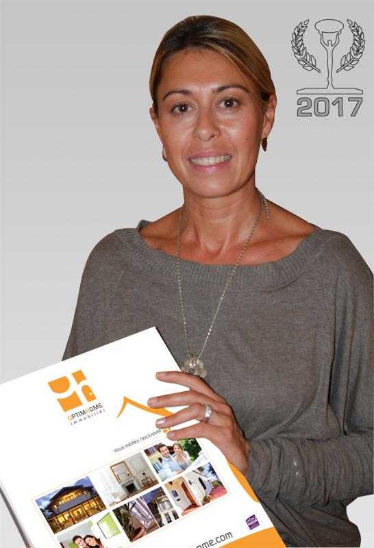 Conseiller immobilier Optimhome Isabelle FABRA