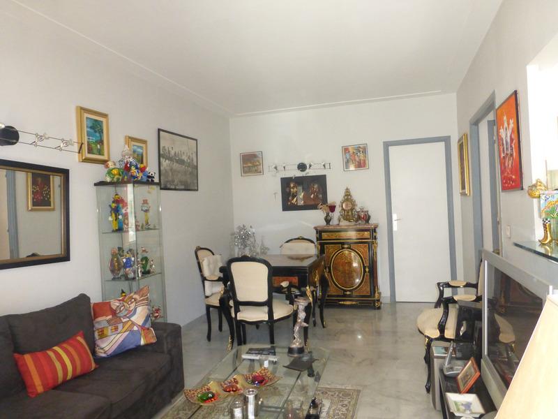 Appartement bourgeois de 54  m2 - Nice (06100)
