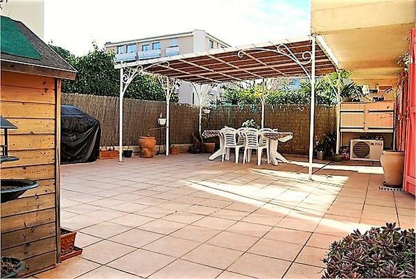 Appartement en rez-de-jardin DRAGUIGNAN