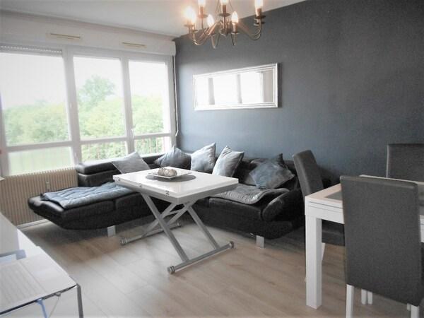 Appartement en résidence JARVILLE LA MALGRANGE