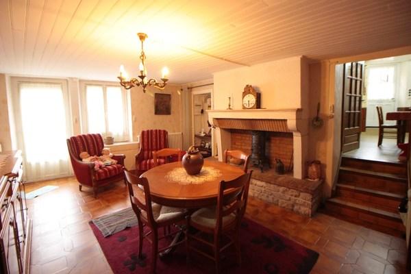 Maison individuelle GRANCEY LE CHATEAU NEUVELL