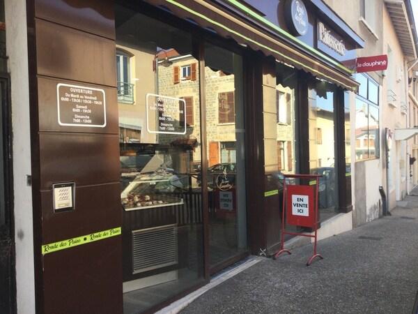 Boulangerie - Pâtisserie HEYRIEUX