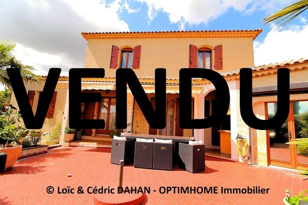 Villa MARSEILLE 13EME arr