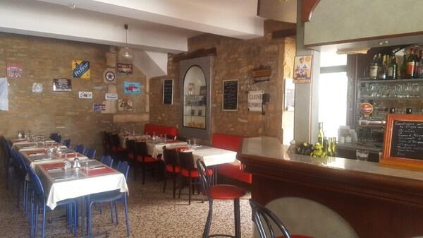 Café - Restaurant MARSANNAY LA COTE