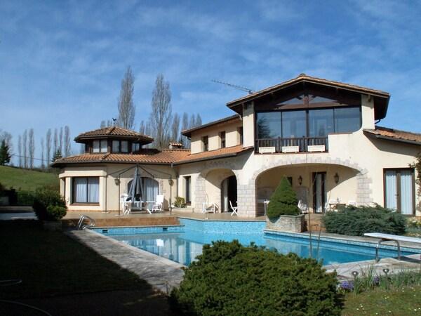 Villa d'architecte MARCIAC