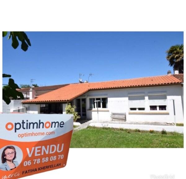 Maison plain-pied MOURENX