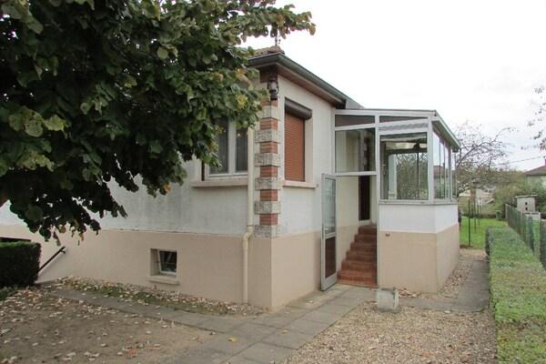 Maison individuelle GENELARD