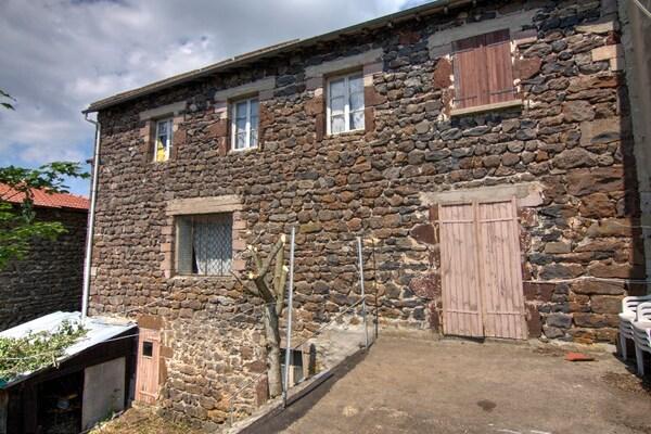 Maison à rénover SAINT JEAN LACHALM