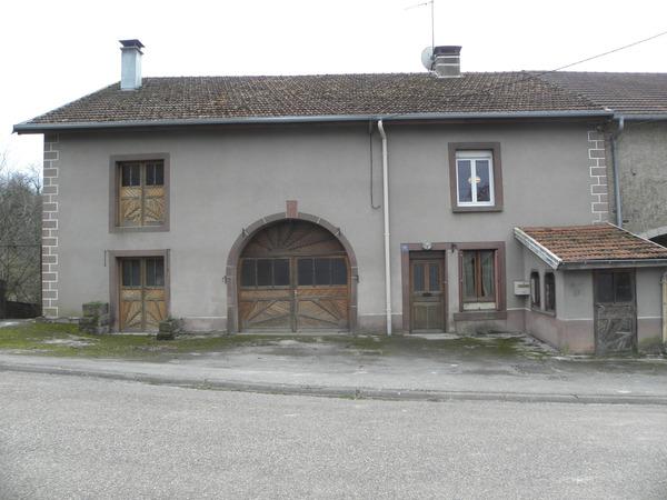 Maison de village BOULIGNEY