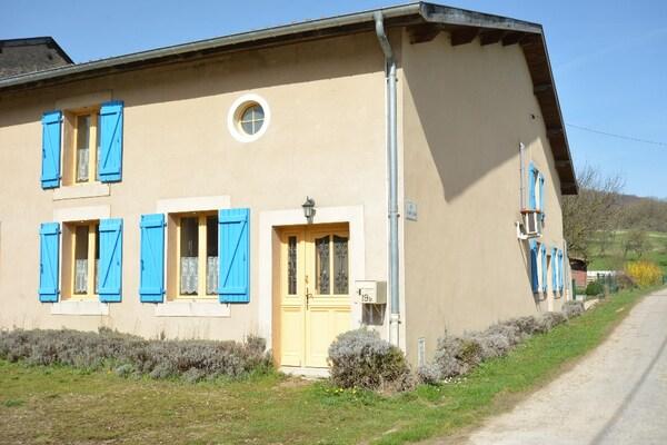 Maison de campagne BREHEVILLE