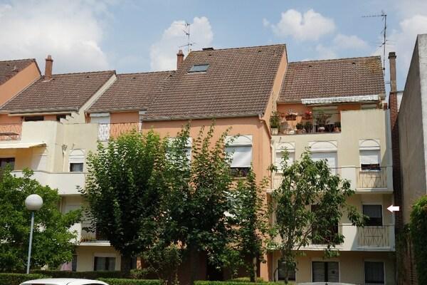 Appartement en résidence AMIENS