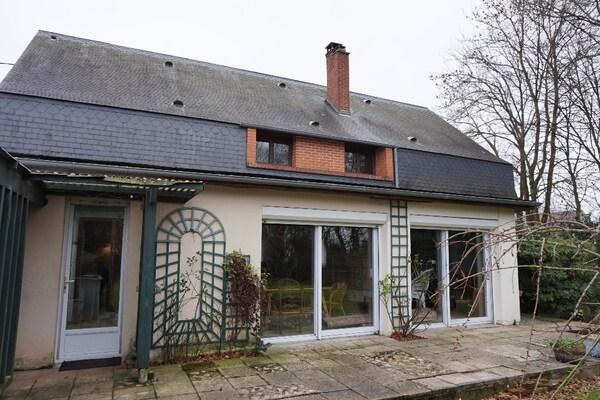 Maison FRIVILLE ESCARBOTIN
