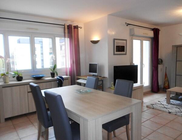 Appartement en résidence SAINT MAX