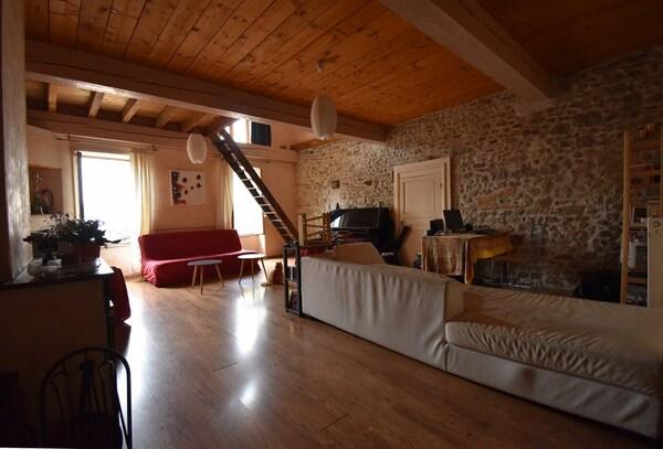 Maison de village TREFFORT CUISIAT