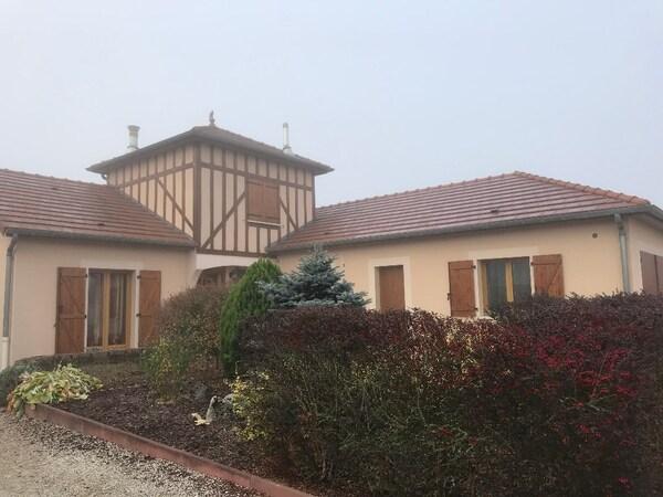 Maison contemporaine MONTIER EN DER