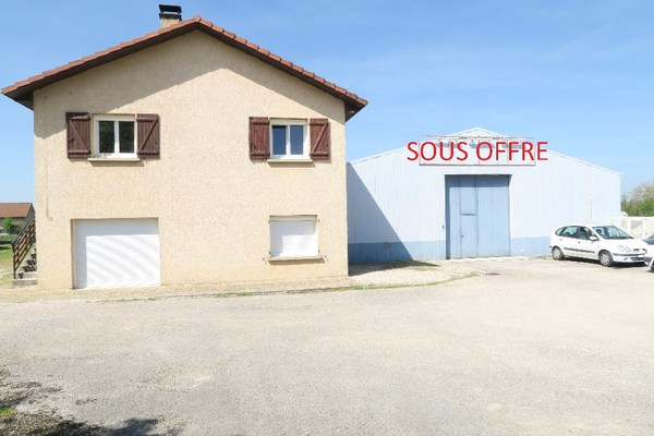 Ensemble immobilier collectif AMBERIEU EN BUGEY