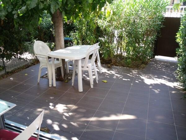 Appartement en rez-de-jardin LE CAP D'AGDE