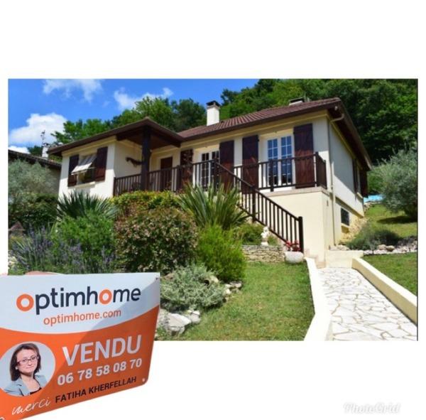 Maison semi plain-pied MOURENX