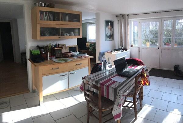 Appartement en rez-de-jardin AIX LES BAINS
