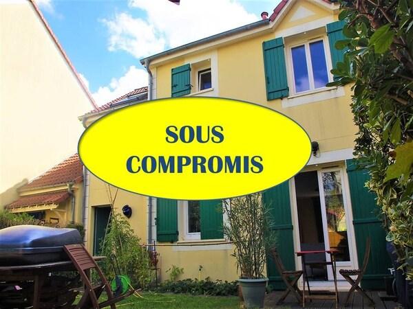 Maison MONTIGNY LES CORMEILLES
