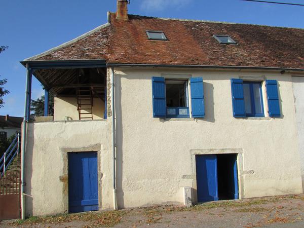 Maison de village JONCY