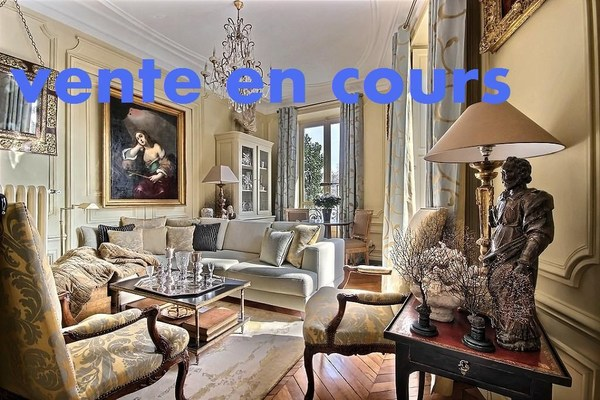 Appartement bourgeois PARIS 15EME arr