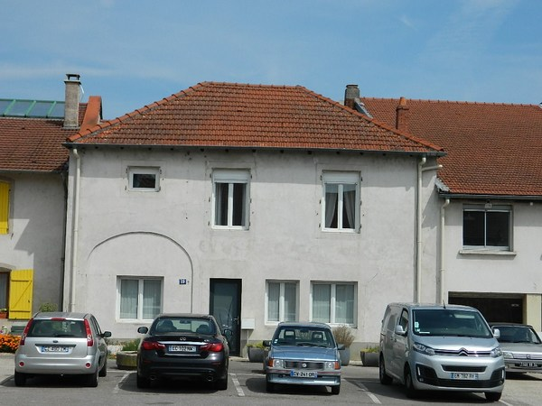 Maison de village SOMMERVILLER