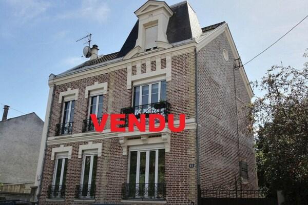 Maison bourgeoise ARGENTEUIL