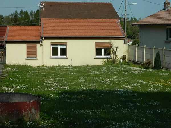 Maison plain-pied LUNÉVILLE