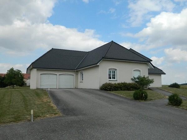 Maison semi plain-pied COURBESSEAUX