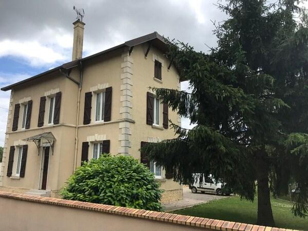 Maison bourgeoise SAINT DIZIER