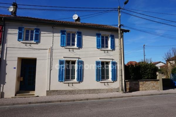 Maison de village MOGNEVILLE