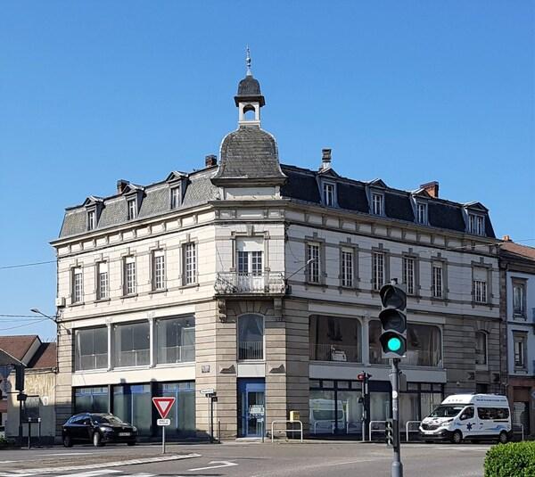 Immeuble de rapport SARREBOURG