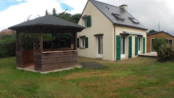 Maison de village SAINT MELOIR DES Bois