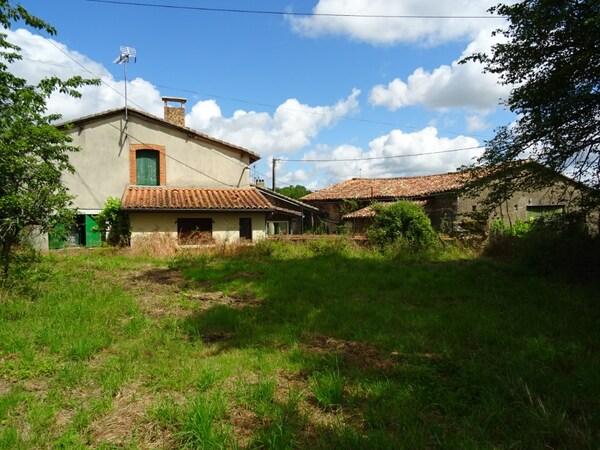 Maison de village BUNZAC