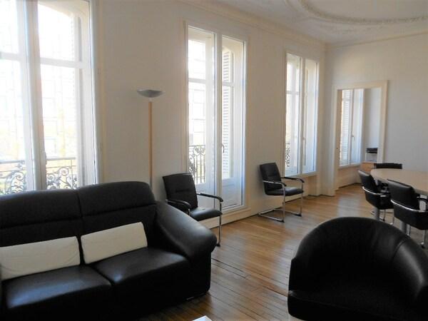 Appartement Haussmannien NANCY