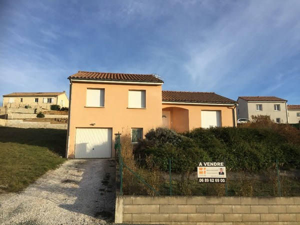 Maison individuelle SAINT ROME DE CERNON