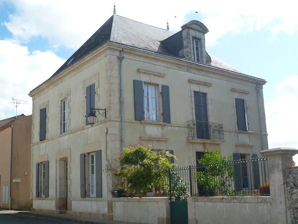 Maison bourgeoise LA FLOCELLIERE