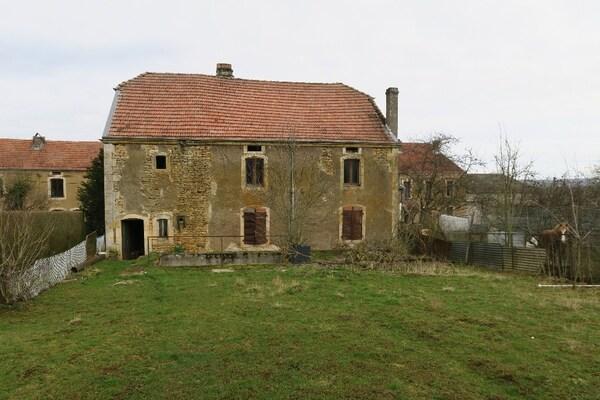 Maison en pierre VILLE HOUDLEMONT