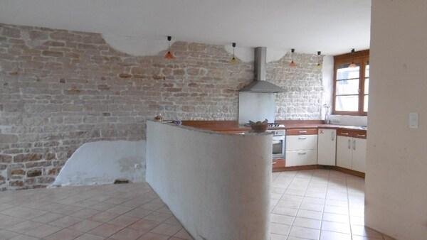 Maison de village Proche SENNECEY le GRAND