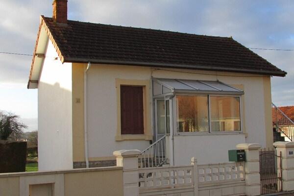 Maison individuelle CIRY LE NOBLE